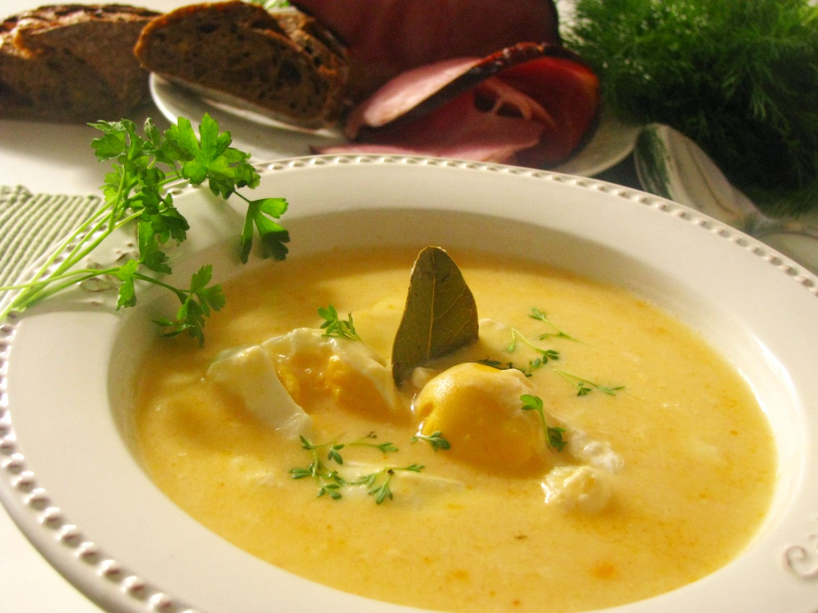 velkonocna polievka horna