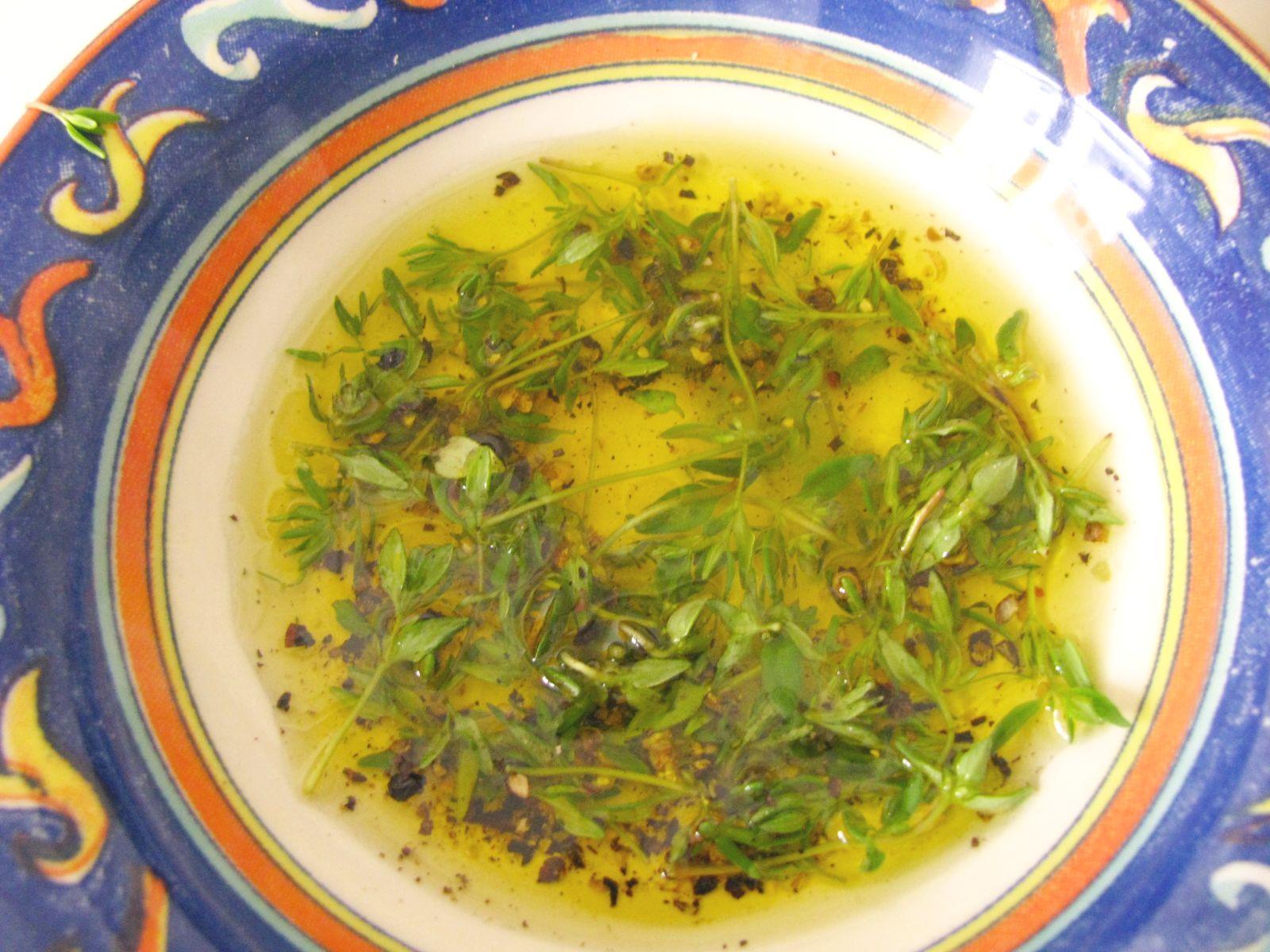 portobello olej