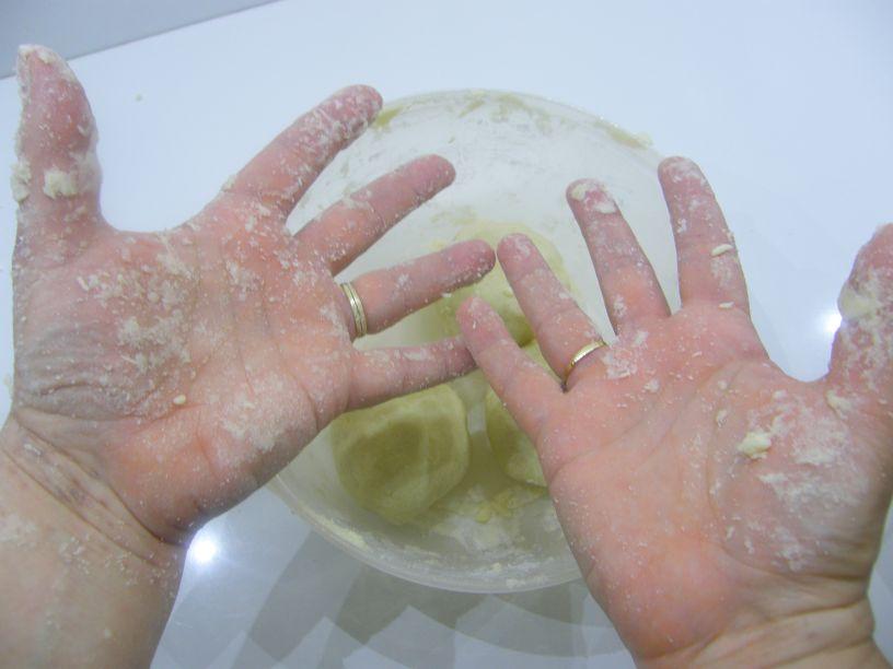 knedle ruky
