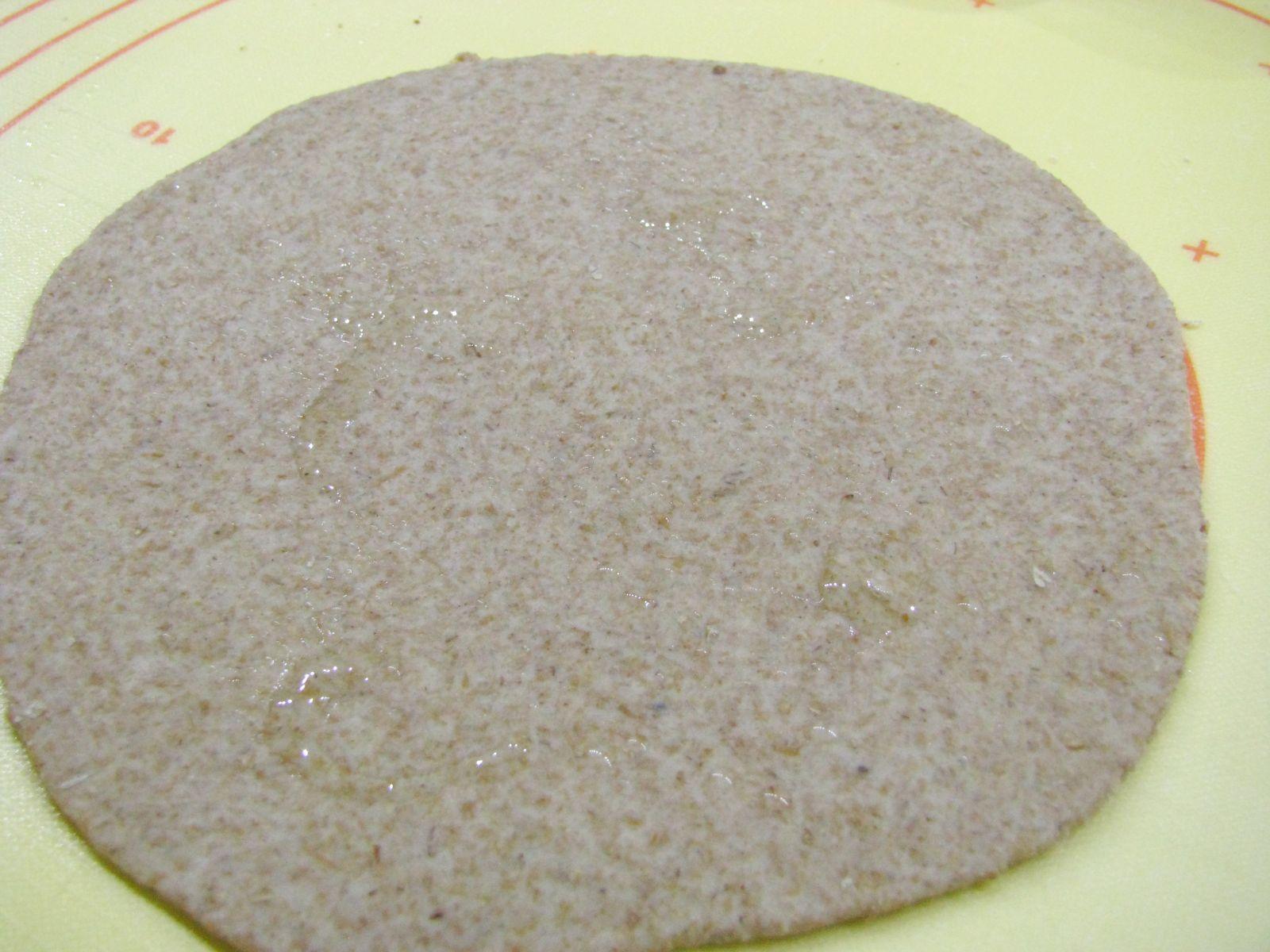 chapati frkanie olejom