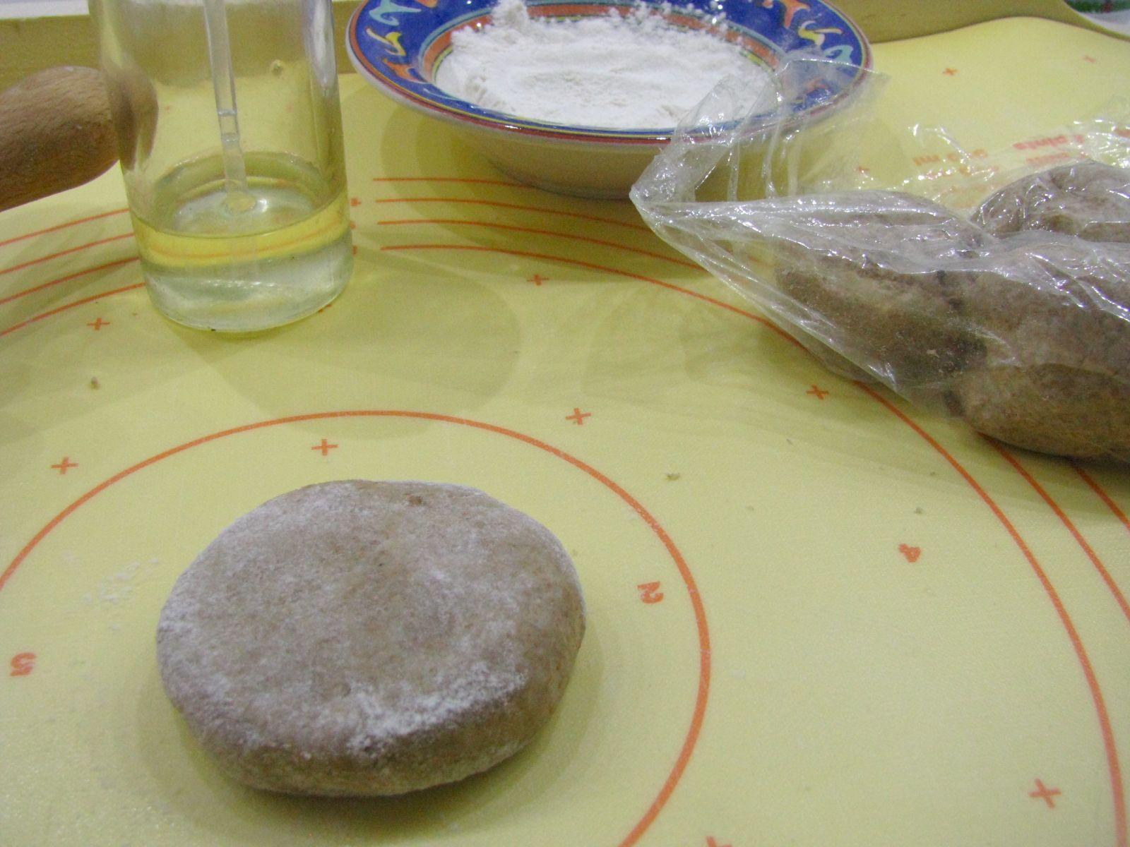 chapati gula zaciatok valkania