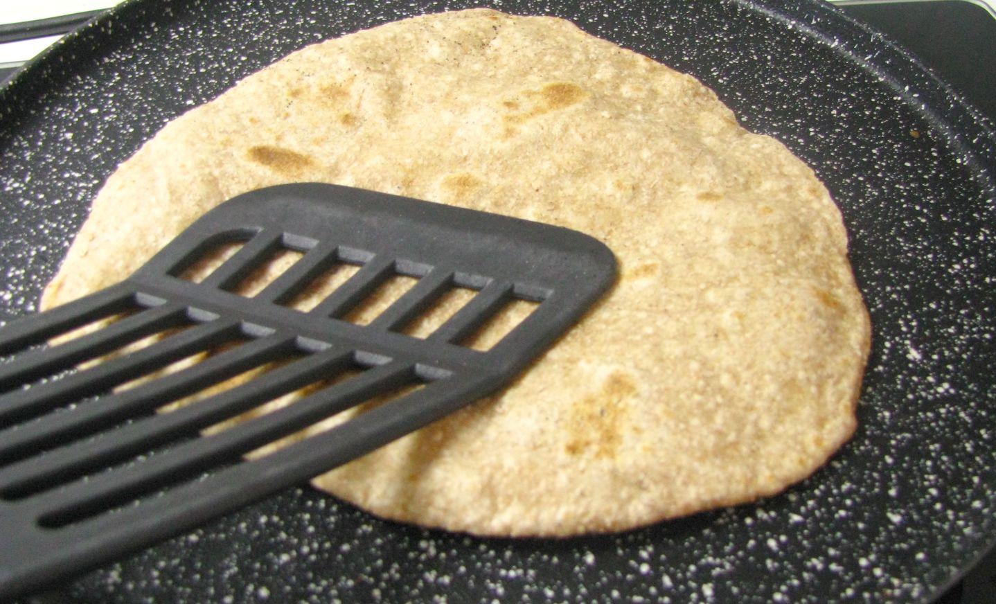 chapati pritlacanie