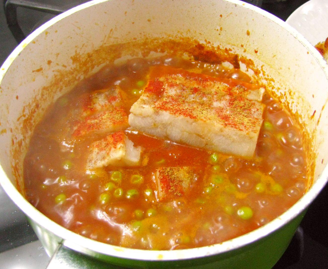ryba v omacke