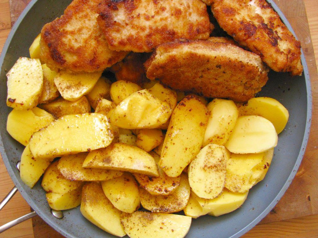 rezne a zemiaky