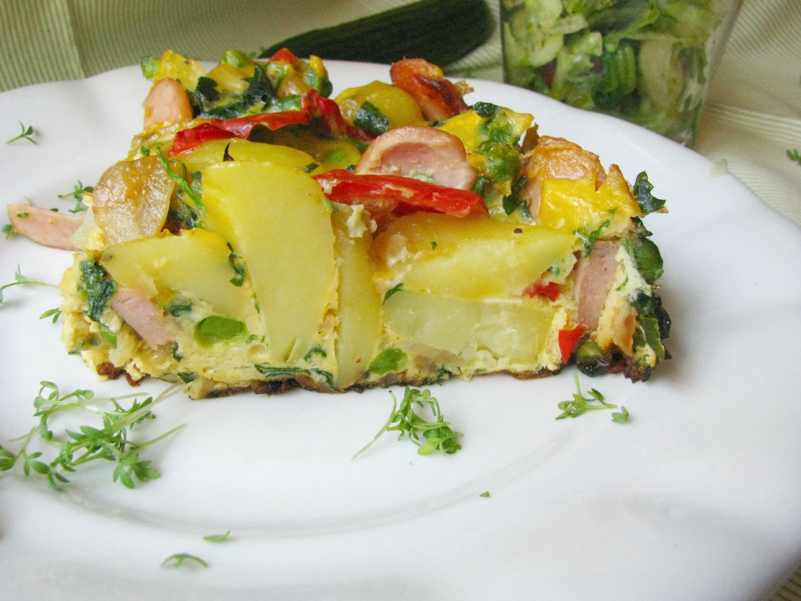 omeleta hlavna