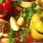 paprika pred pecenim