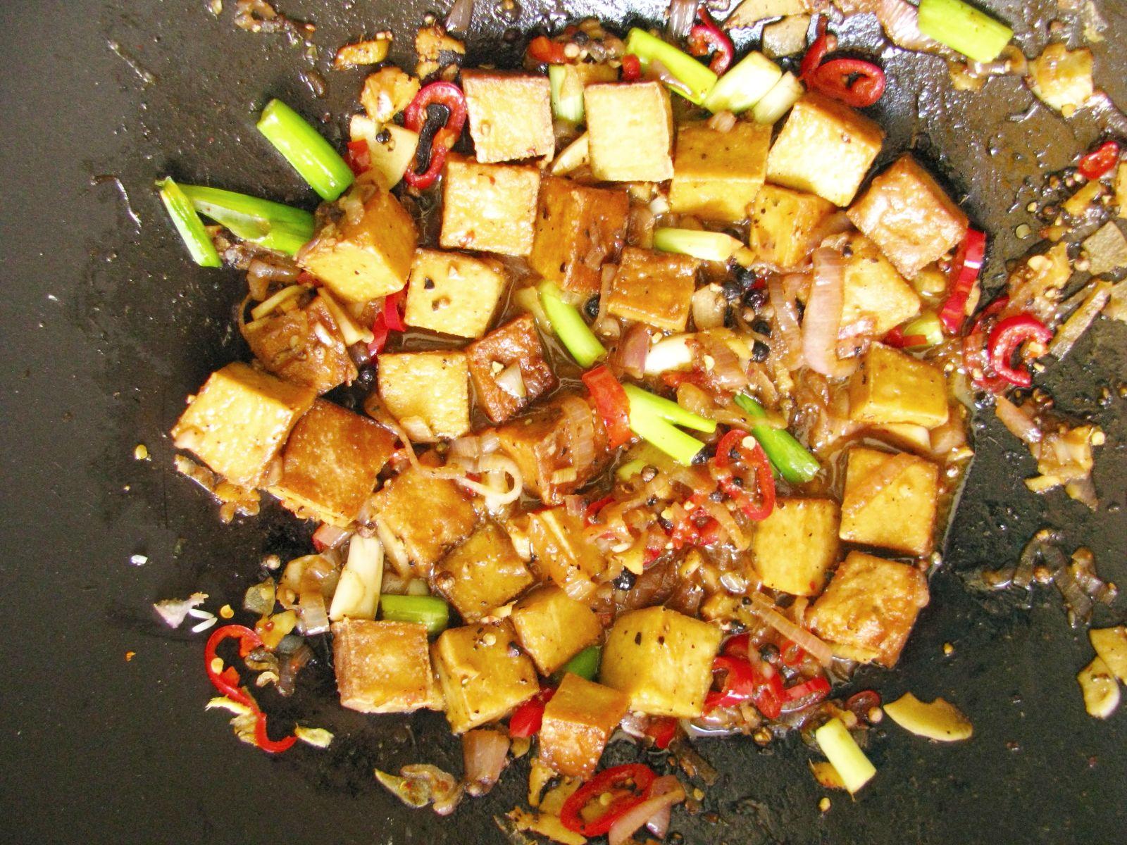 tofu dokoncene