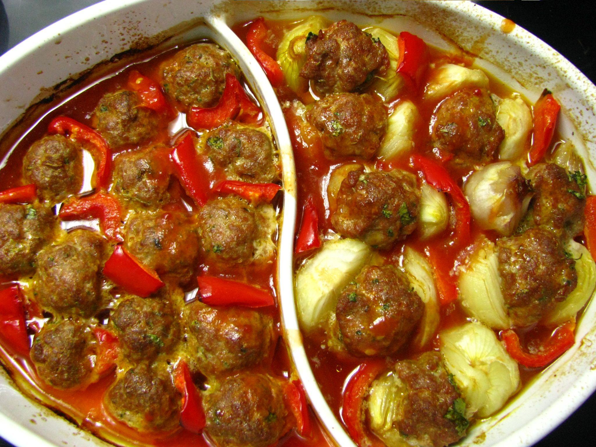 bifteky s omackou